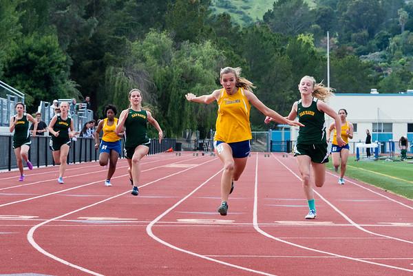 Terra Linda Track vs San Marin