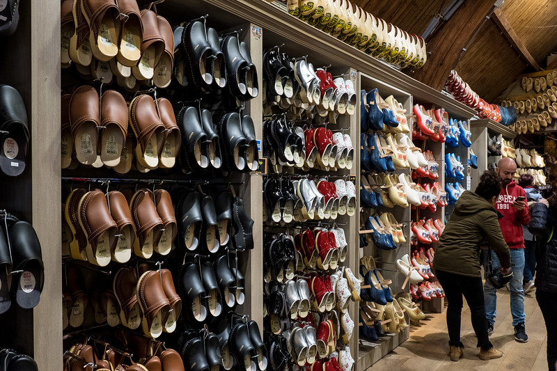 The Wooden Shoe Factory