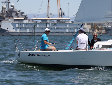 Yachting Cup J 80 Boats