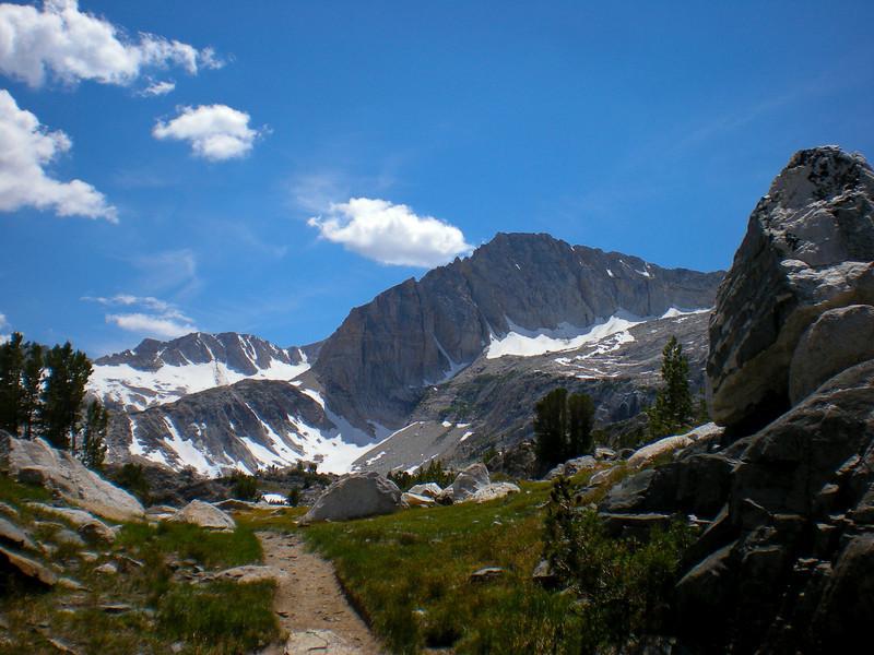 View on the North Peak (el. 12.242 ft.)