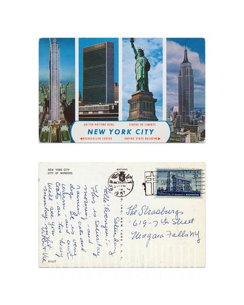 New York City - 1957