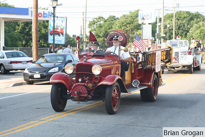 7th Battalion Parade 2010 hosted by Elmont FD