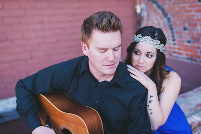 Christina and Patrick