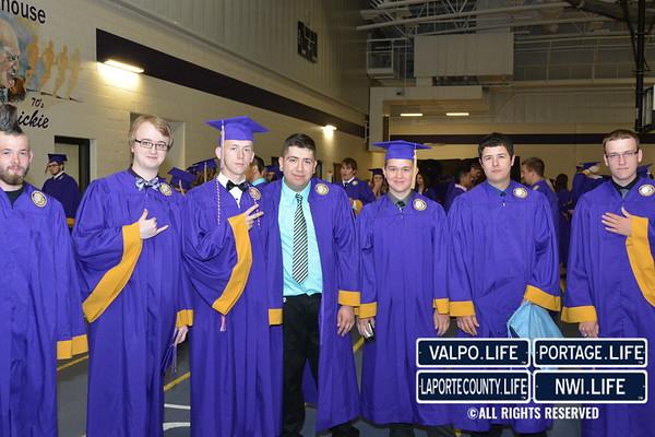 Hobart High School Graduation 2014