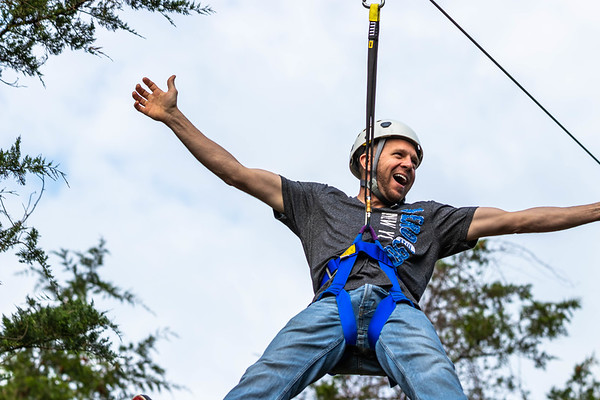 Cedar Ridge Adventures Zipline Dedication