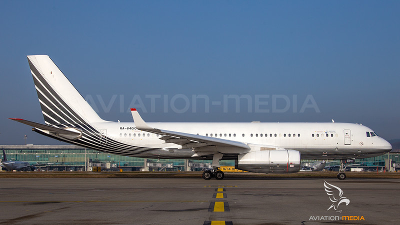 Business Aero Tupolev TU-2014 RA-64010