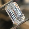 3.04ct Emerald Cut Diamond, GIA F VS1 10