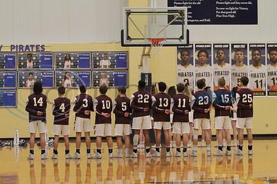 Troup High School Boys' Basketball vs Daingerfield High School - PLAYOFFS by Joey Corbett
