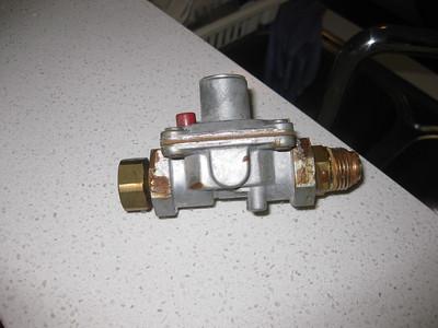 20121205 Gas Plumbing