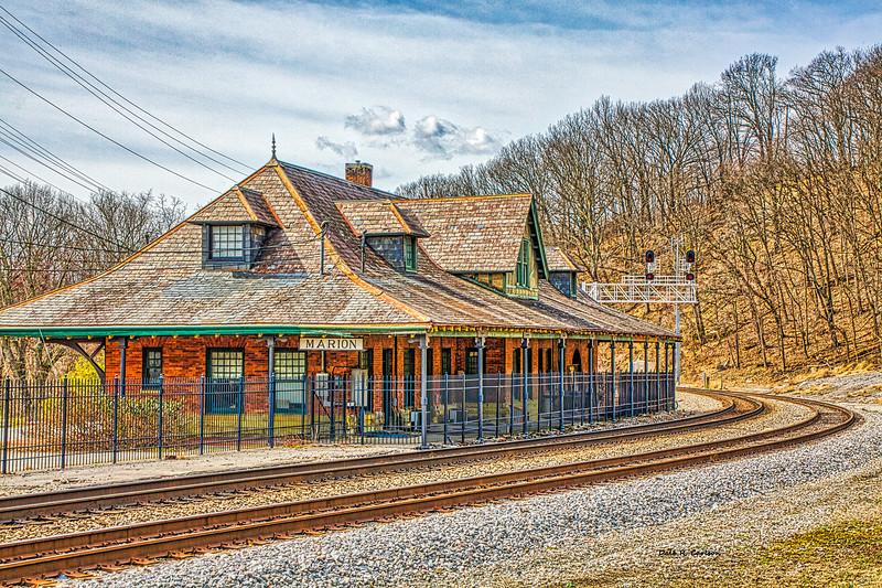 Marion Virginia Depot