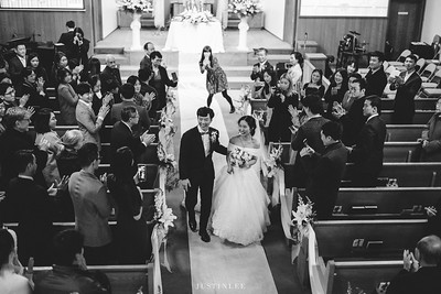 Jun & Sungjin Wedding