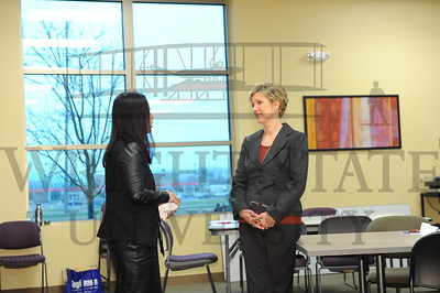 12793 Women's Leadership Institute Session with Joanne Li 12-4-13