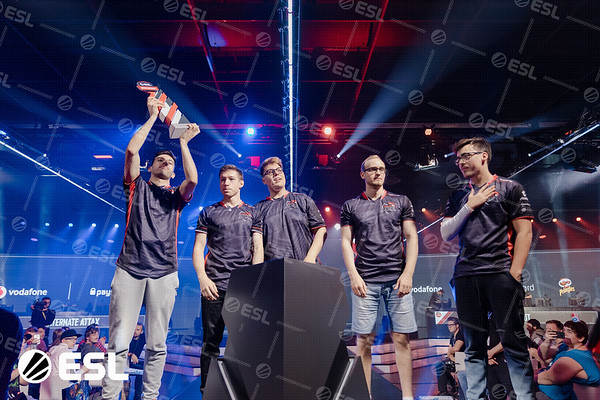 ESL Sommermeisterschaft Finals - CS:GO