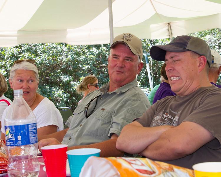 Hoy Family Reunion 2012