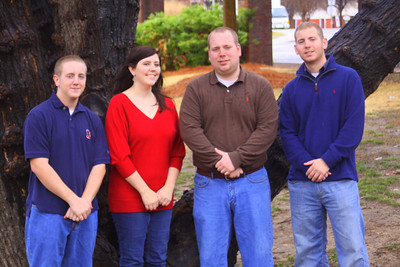 2012 Gunnels Family Pictures