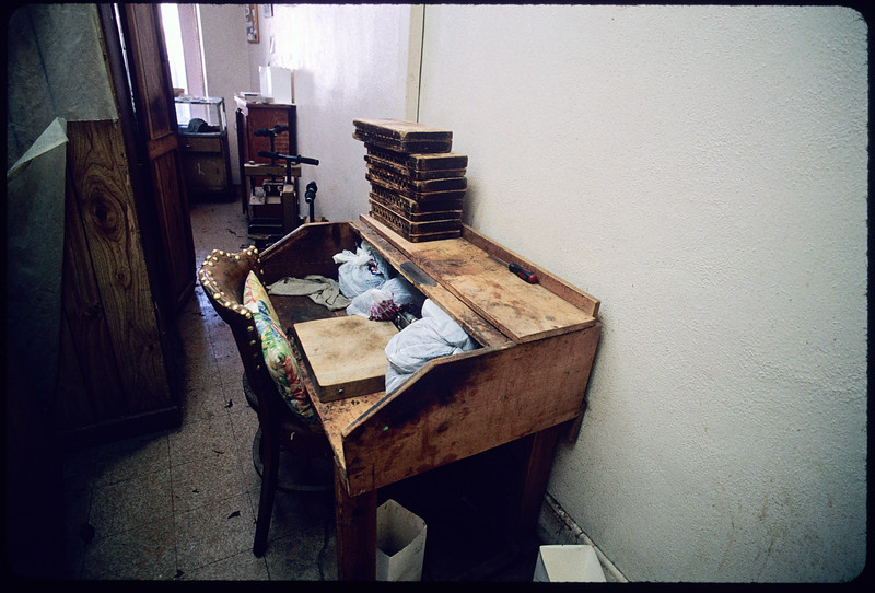Leon's Cigars, Los Angeles, 2004
