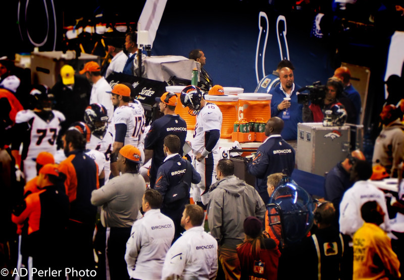Colts vs Broncos - 2013