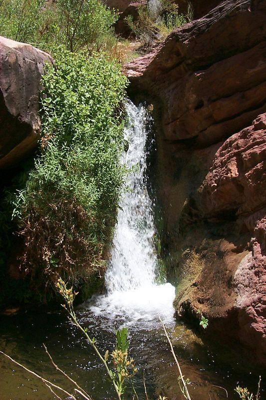 Waterfall up Stone Creek   (Jun 05, 1999, 01:52pm)