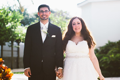 Ari and Laura Wedding