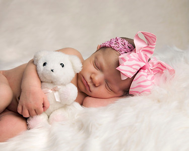 Daughter #2- newborn