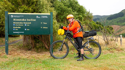 Feb 21 - Fred Hutchings on Aotearoa Cycle Challenge