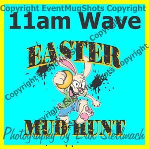 2013.03.30 11AM Wave Easter Mud Hunt