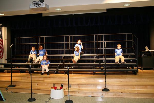 Thanksgiving Choir Program