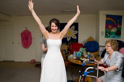 Vanessa and Darren Wedding