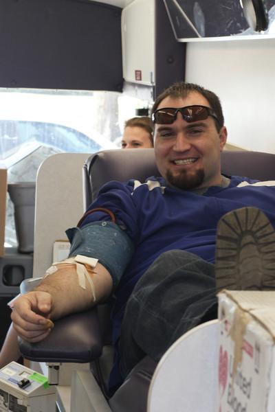 Westway Blood Drive March 2012