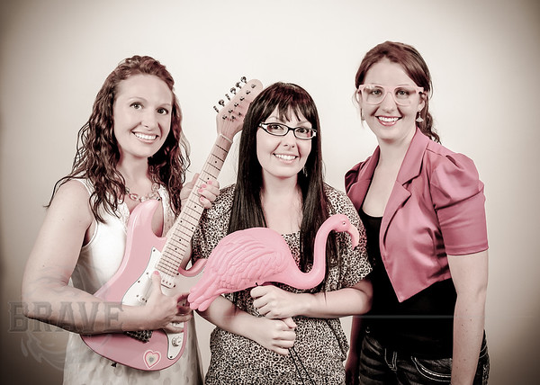 Pink Party @ Pi - Gillette-Barnes-Resnick
