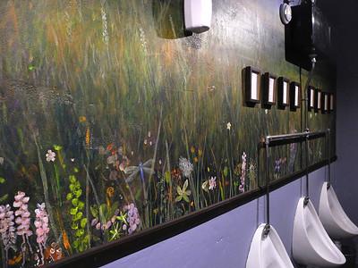 bog mural