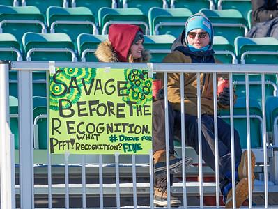 Hilltops vs Langley Rams - Canada Bowl