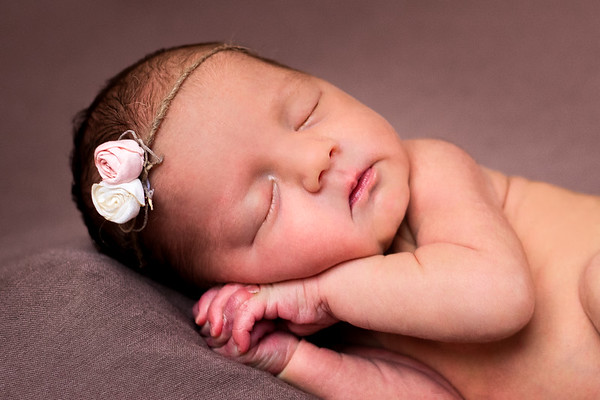 Dawson newborn
