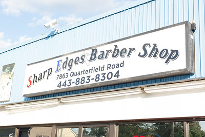 Sharp Edges Barbershop Grand Opening