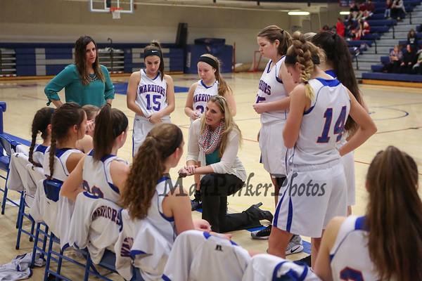 2016-12-22 WHS Girls Basketball vs Memorial