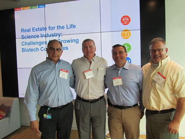 R.E. for the Life Science Industry: Challenges for Growing Biotech Companies