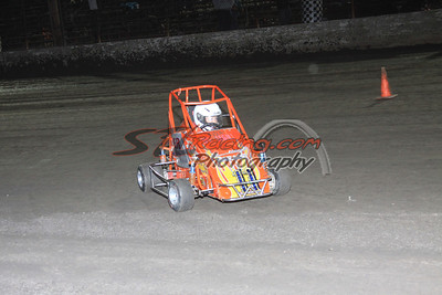 Gold Crown Midget Nationals - Night 3 - 10/8/11