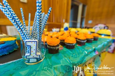 2014 02 08 Eli Floyd First Birthday Party