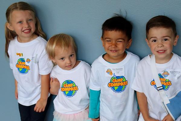 Junior Camp (Infants-3 years)
