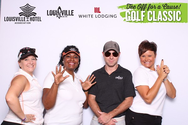 Golf Classic Sponsored by Louisville Hotel Association - September 9, 2019