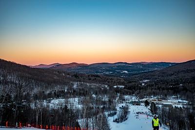 2018-01-26 Black Mountain Giant Slalom Race