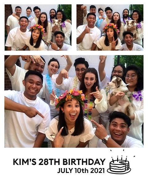 HBD Kim!