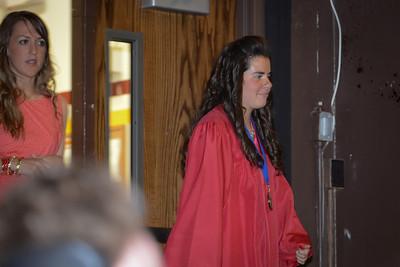 Carly's Graduation - May 30, 2013