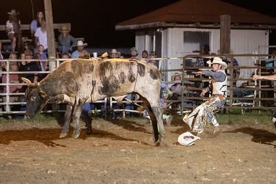 Knotty Bolden Memorial Rodeo - 7-24-21 - Holly Springs, MS