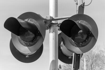 2020 03 30:  Walk Around Neighborhood, Railroad