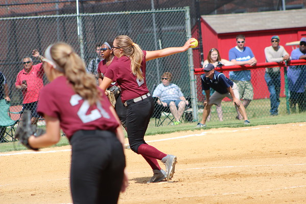 Shore Con Semi - Softball MRHS vs Middletown S