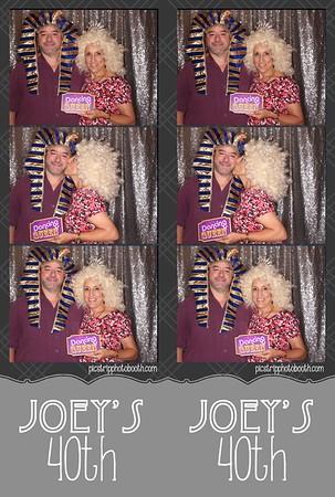 Joey's 40th Birthday
