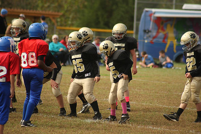 10-13-12 Mighty Mites Vs W A Young