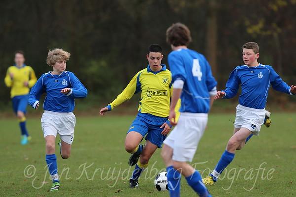 20131130 Hooglanderveen B2 vs so-Soest