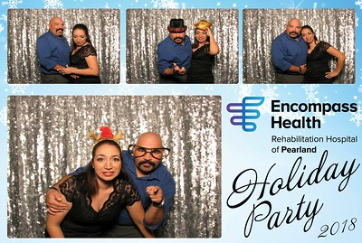 Encompass Health Pearland - Golfcrest Country Club - 12.15.2018